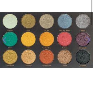 2/$40 Nomad Berlin Underground Eyeshadow Palette